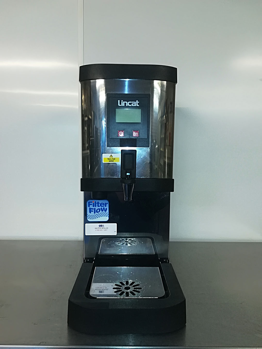 Lincat Water Boiler - Hatherley Commercial Services Limited ...