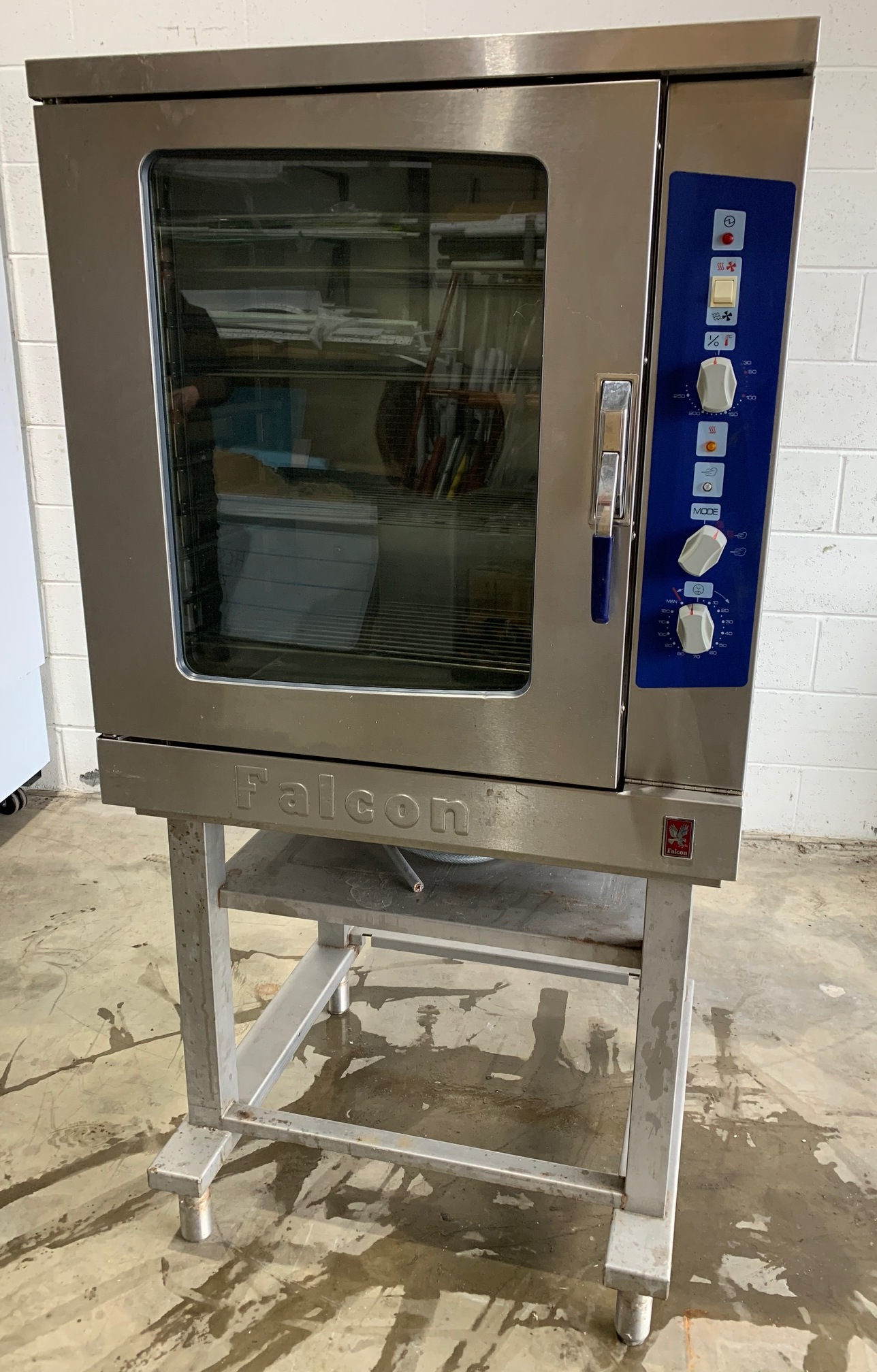Falcon electric combination oven