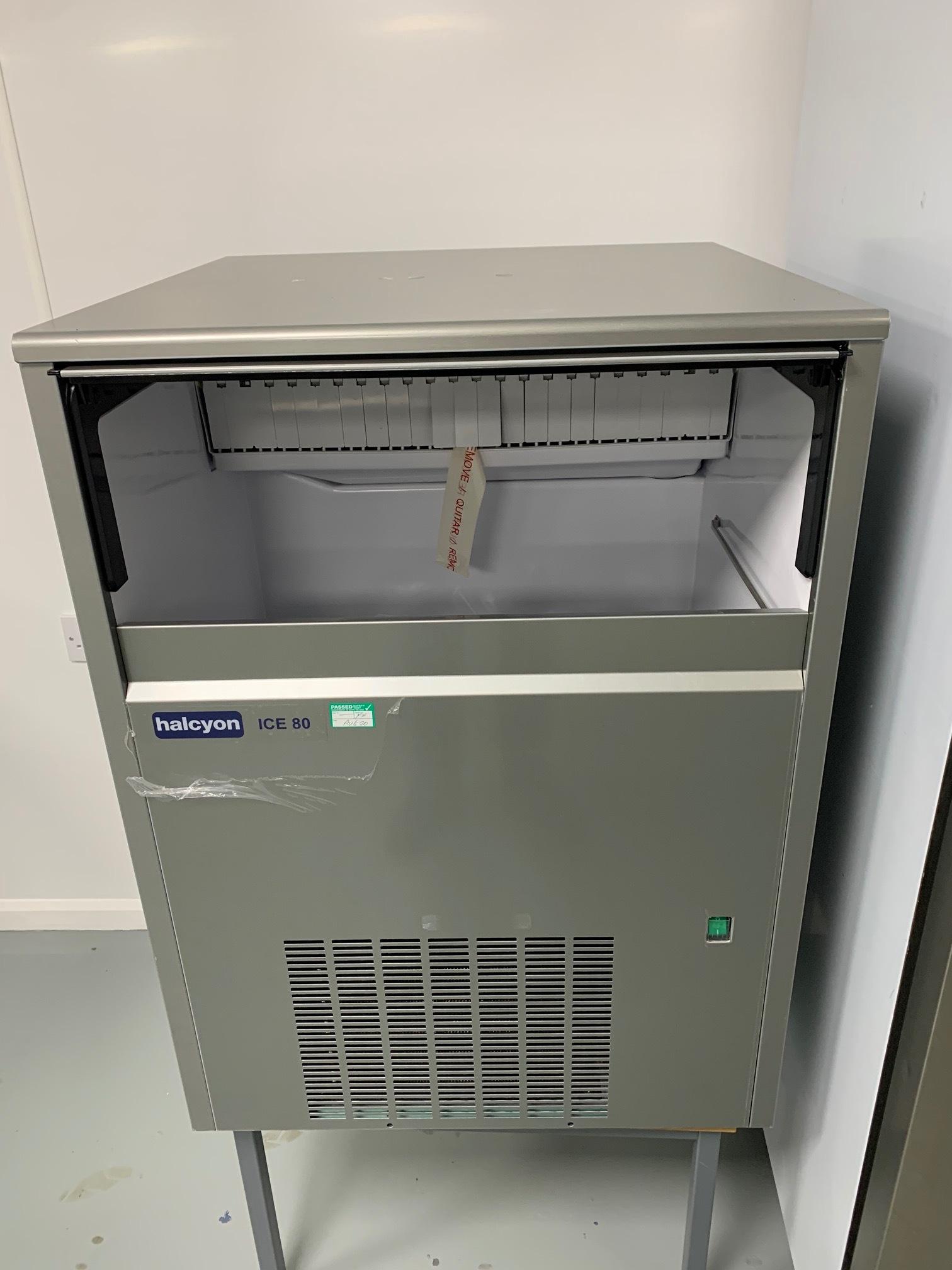 Halcyon Ice Machine