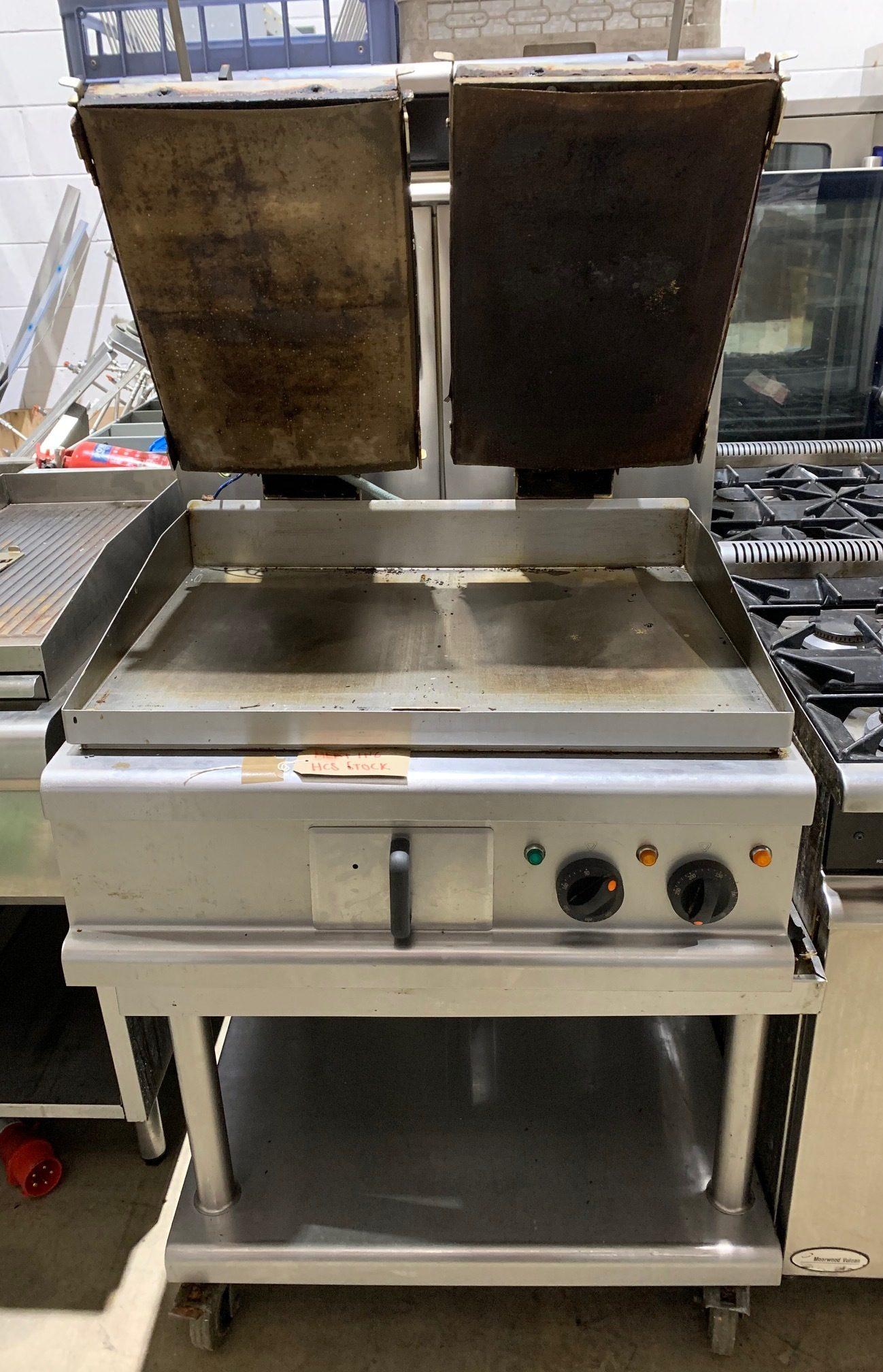 Lincat Opus clam grill